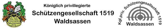 Kgl. priv. Schützengesellschaft 1519 Waldsassen