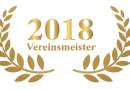 Vereinsmeister 2018