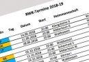 RWK Termine 2019-19