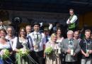 Gaukönige 2019 des Stiftlandgaues